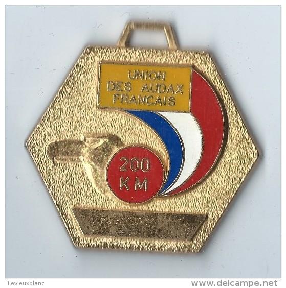 AUDAX/Cyclisme /Union Des Audax Français/200 Km/ Vers 1980   SPO79 - Sports