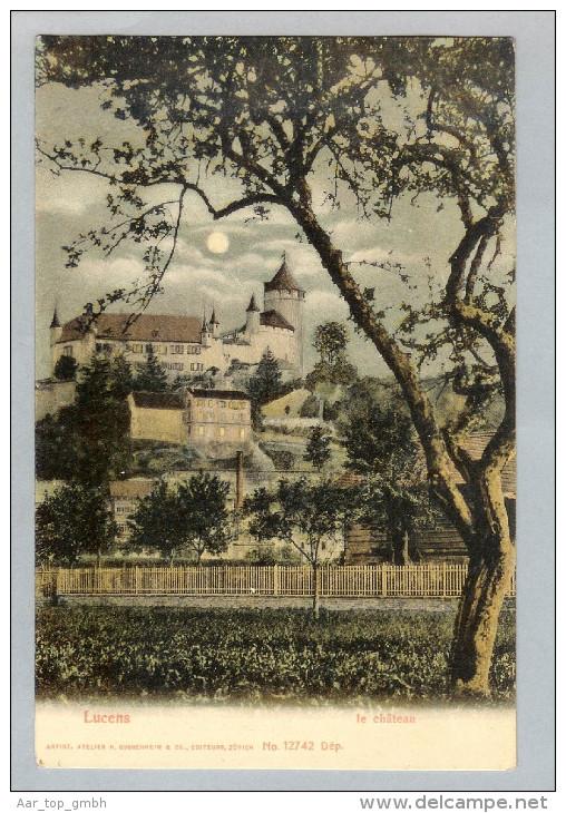 Heimat AG Muhen 1909-08-13 Aushilfs-O AK > Solothurn - Suisse