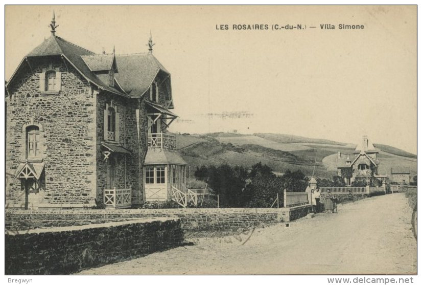 22 - CPA Les Rosaires - Villa Simone - France