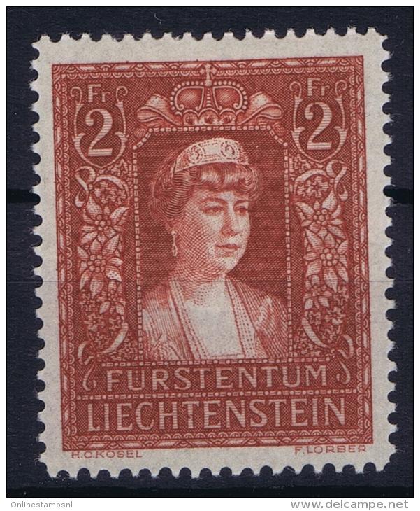 LIECHTENSTEIN: Mi  140  MH/*, Avec  Charnière , Mit Falz, - Liechtenstein