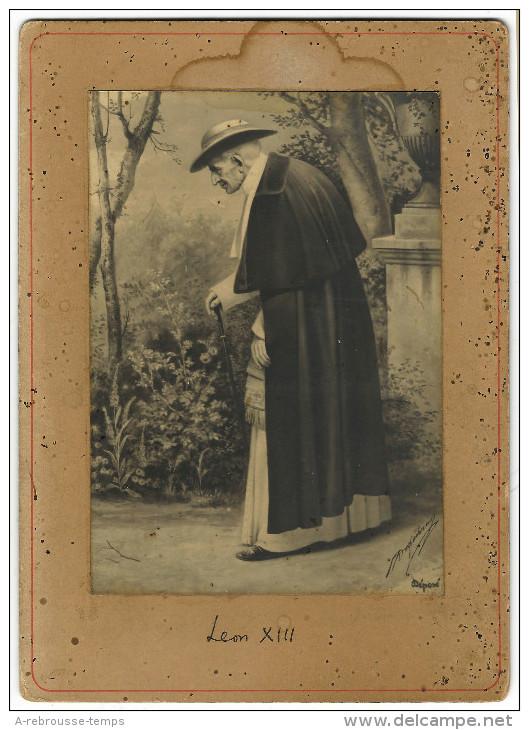 Représentation De Sa Sainteté Le Pape Léon XIII - Photos