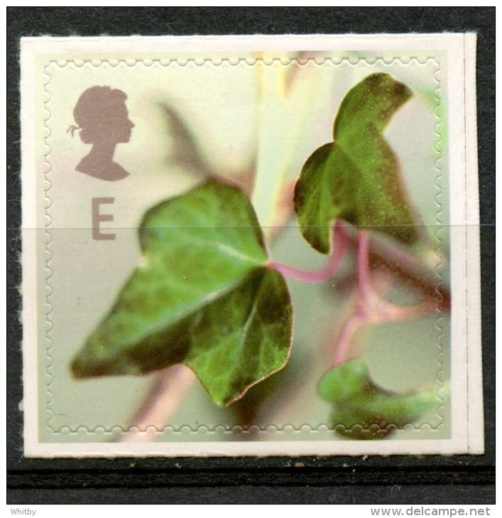 Great Britain 2002 E  Ivy Issue #2083  MNH - 1952-.... (Elizabeth II)