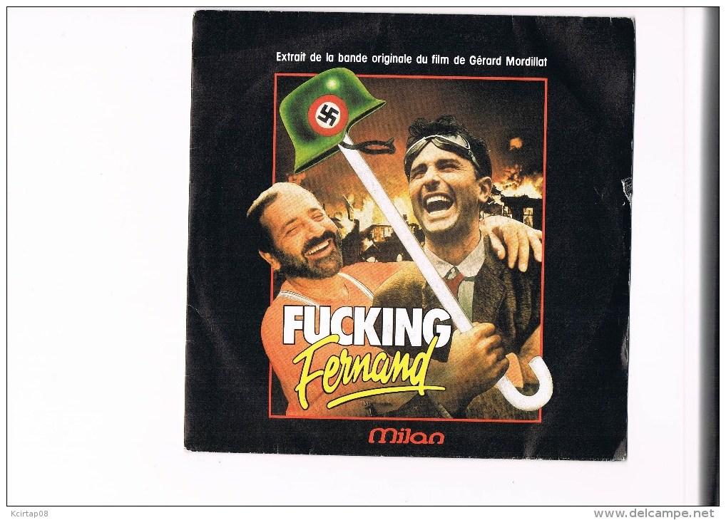 Extrait De La Bande Originale Du Film De Gérard Mordillat . FUCKING Fernand . - Filmmusik