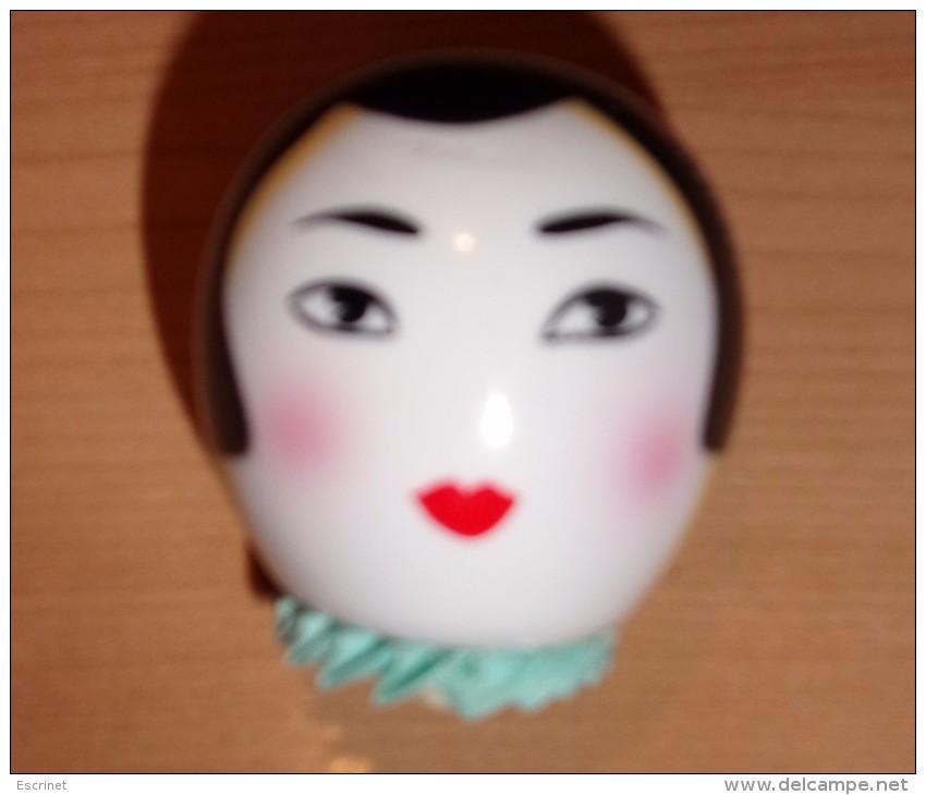 Tete Asiatique - Marionette