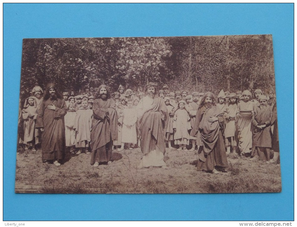 Seraphijnsch College Der Minderbroeders-Capucienen Brugge - Anno 1924 ( Zie Foto Details ) !! - Brugge