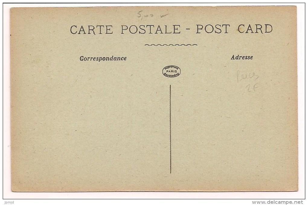 02 - Vue De Guerre - Route D´Hartenne à Soissons - éd. Berth à Soissons N° 7 - Hartennes - Frankrijk