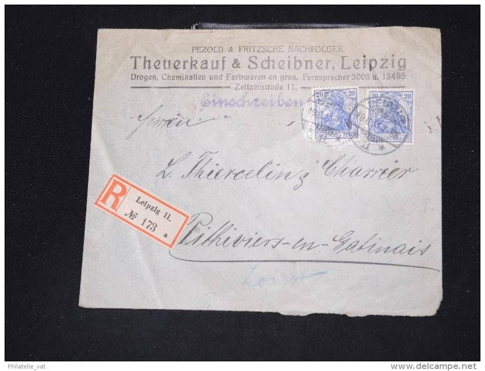 Lot De 24 Lettres EUROPE Centrale - A Voir  - Lot  N° 9835 - Autres - Europe
