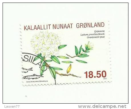 Groenland N°583 Cote 7.40 Euros - Groenland