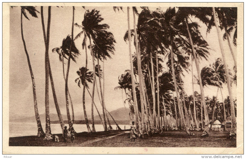 SAMOA - Samoa