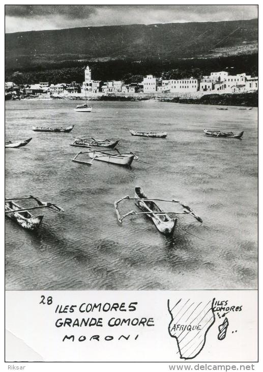COMORES - Komoren