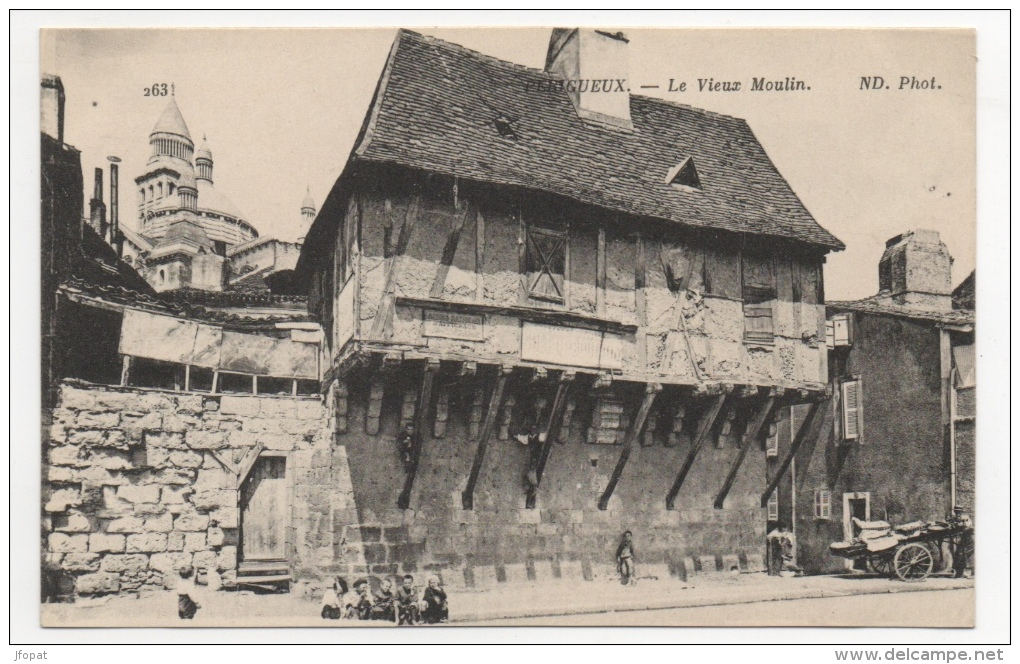 24 DORDOGNE - PERIGUEUX Le Vieux Moulin - Périgueux