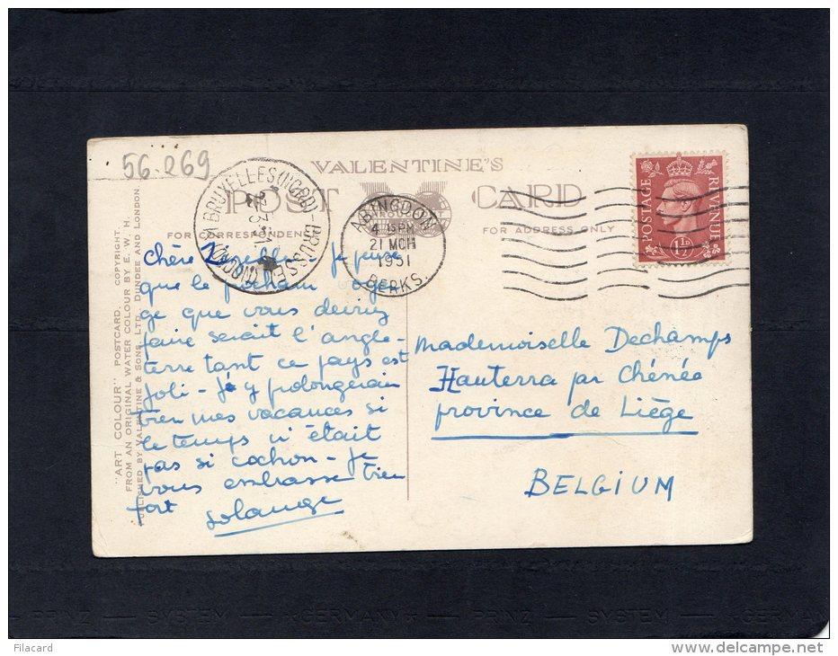 56269     Regno  Unito,  Winchcombe,  VG  1951 - Inghilterra