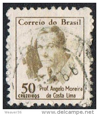 Brazil SG1073b 1966 Definitive 50cr Good/fine Used - Brazil