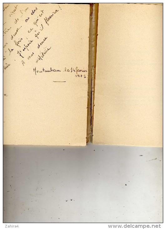 Poésie - Hélène Corvoisier - L'envers Et L'endroit - Poème - Exemplaire N°3 Sur 30 -Les Paragraphes Littéraires De Paris - Livres, BD, Revues