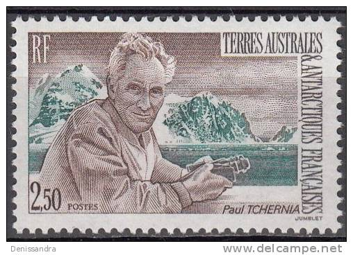 TAAF 1992 Yvert 167 Neuf ** Cote (2015) 1.25 Euro Paul Tchernia - Terres Australes Et Antarctiques Françaises (TAAF)