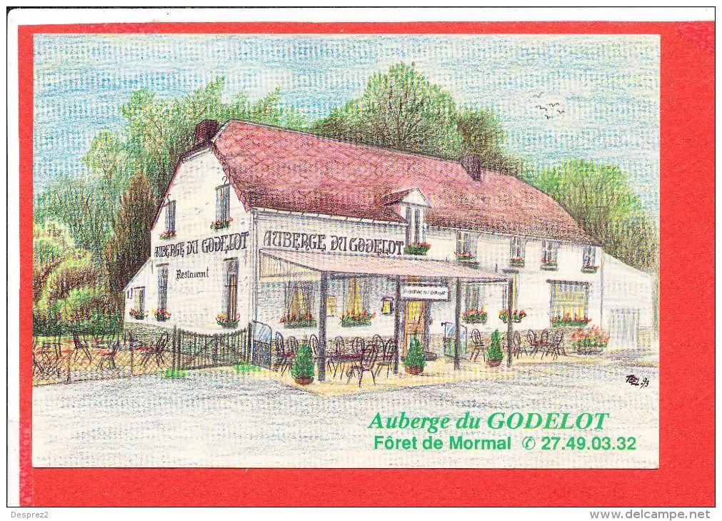 59 Auberge Du GODELOT Cpm - France