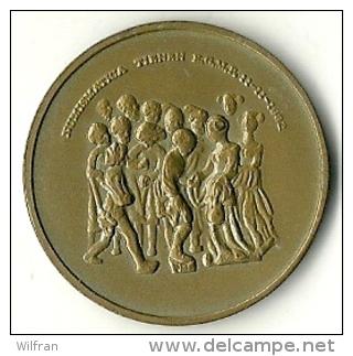 2430 Vz Numismatica Tienen E.G.M.P. 11.11.1982 – Kz Hakendover - Fichas De Municipios