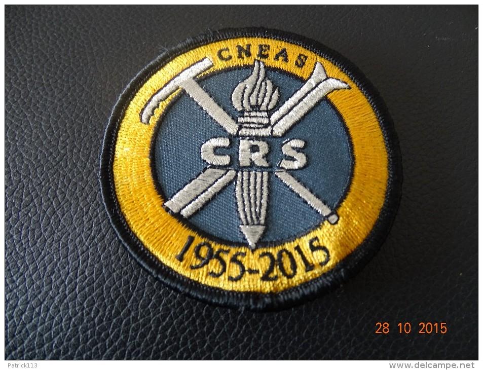 écusson  POLICE CNEAS - Police & Gendarmerie