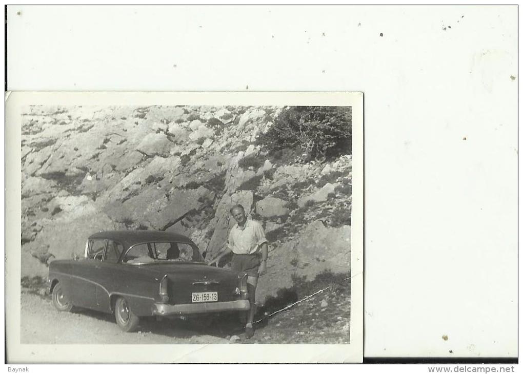ALTE AUTO  --    PHOTO  9 Cm X 6,5 Cm - Cars