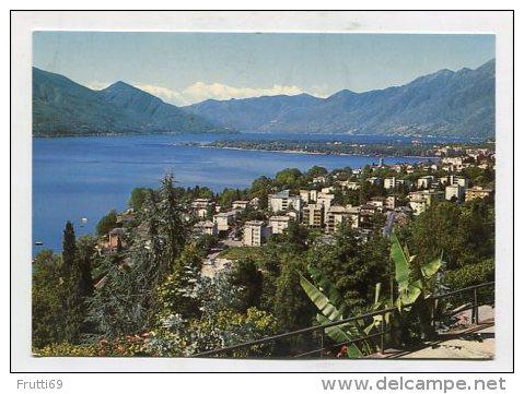 SWITZERLAND - AK 246495 Minusio - Locarno - Lago Maggiore - TI Tessin