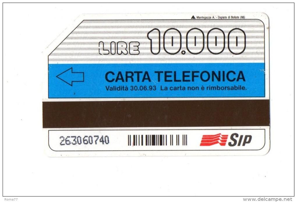 35 - ITALIA ITALY TELECARTE NATALE  DA 5000 LIRE - Italia