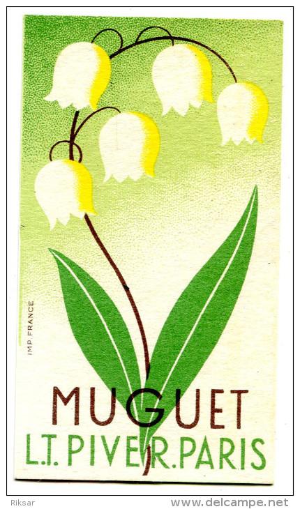 CARTE PARFUMEE - Perfume Cards