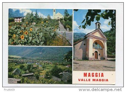 SWITZERLAND - AK 246609 Maggia - Valle Maggia - TI Tessin