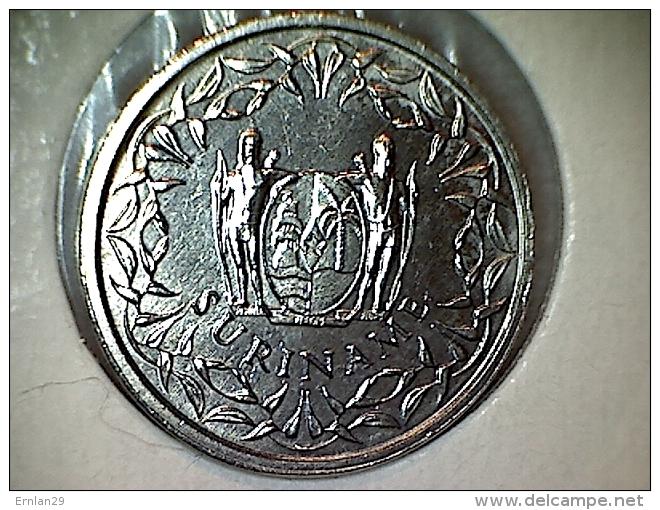 Suriname 1 Cent 1979 - Surinam 1975 - ...