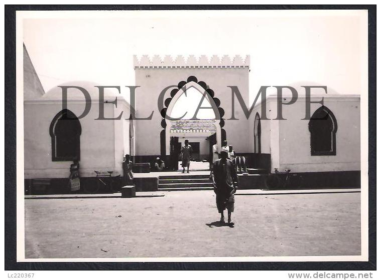 REAL PHOTO PORTUGAL GUINÉ-BISSAU BAFATÁ - MERCADO - 1960'S (É UMA FOTO) - Guinea Bissau