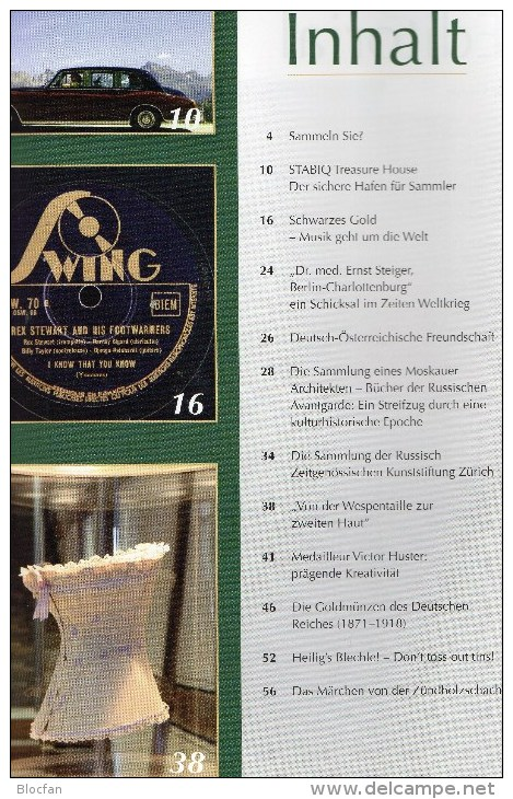 Magazin Neu Heft Wertvolles Sammeln MICHEL 3/2015 New 15€ With Luxus Information Of The World Special Magacine Germany - Lesezeichen