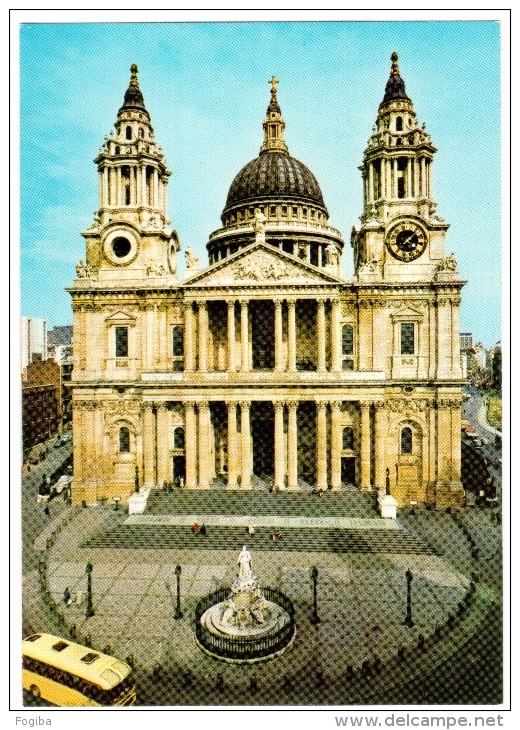 FR522     London  St.Paul's Cathedral - St. Paul's Cathedral