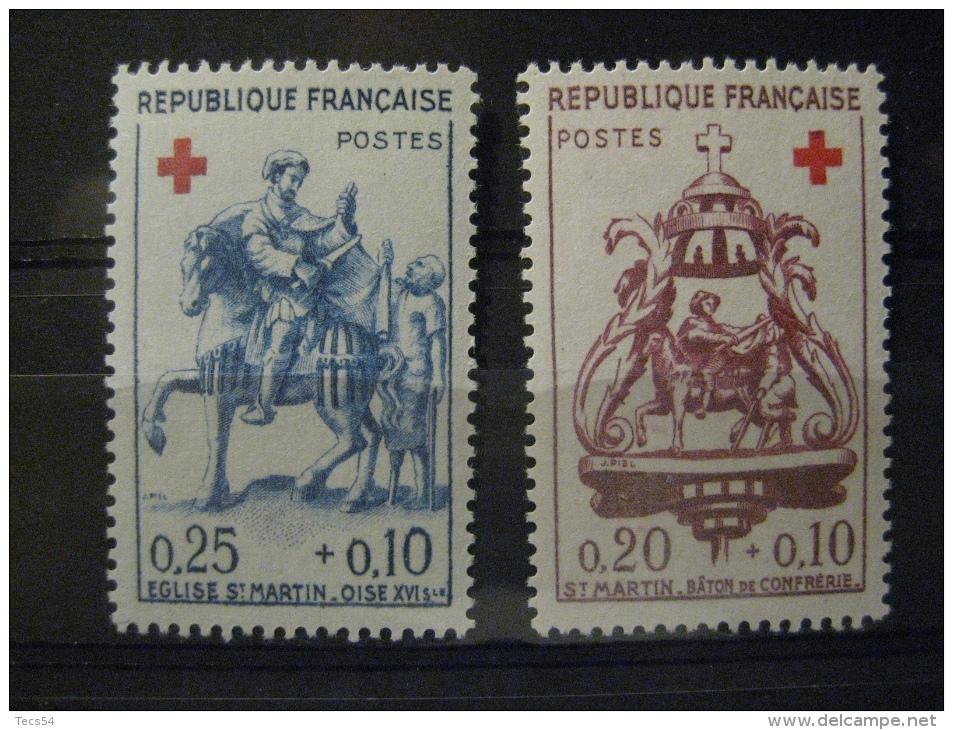 Francia 1961 - Neuf ** - NUOVI MNH ** - RIF. G 0155 - France