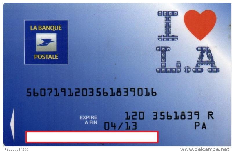 la banque postale carte bancaire Disposable credit card   CARTE BANCAIRE LA BANQUE POSTALE Livret A