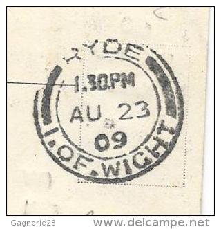 ISLE OF WIGHT (cpa Royaume-uni)   QUARR ABBEY The Quadrange - Angleterre