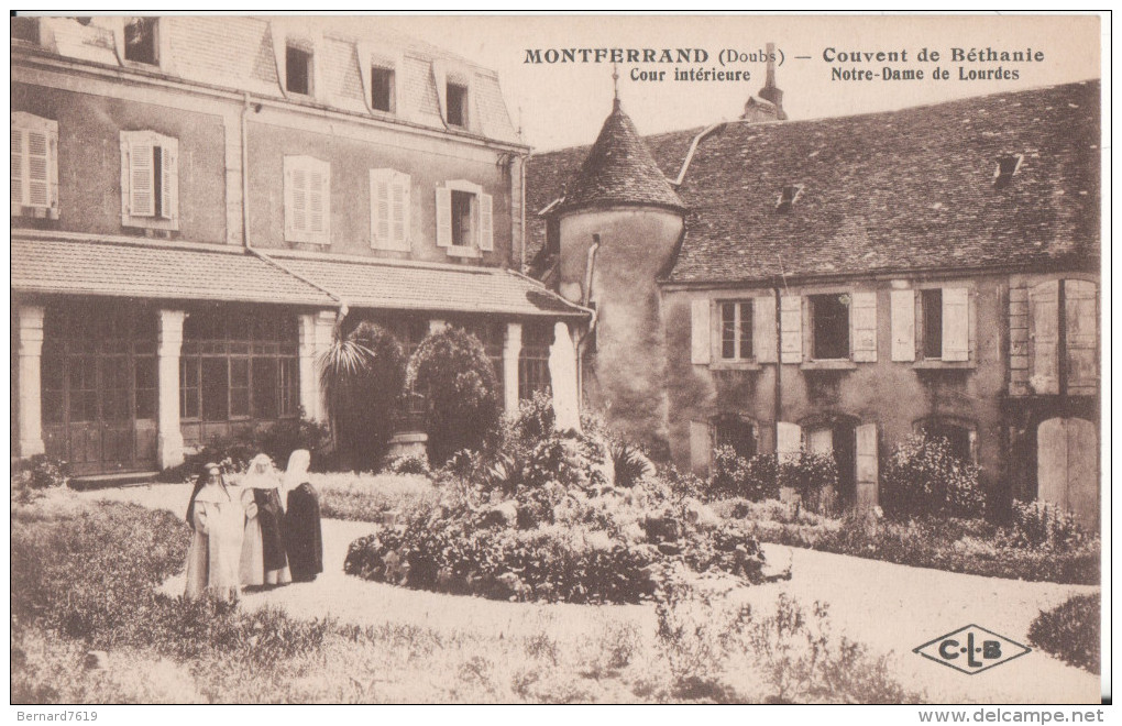 25 Bethanie  Pres Montferrand - France