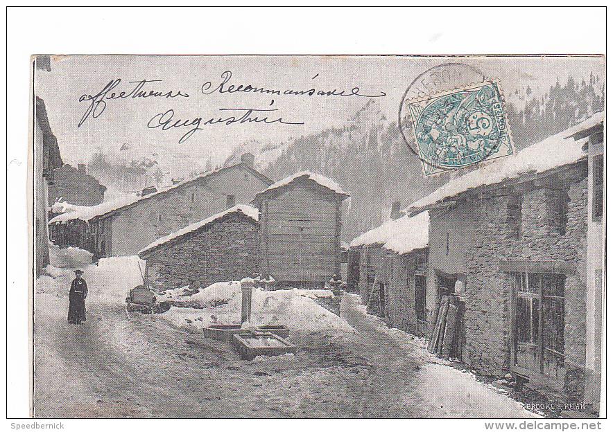 25131 Suisse Montagne Hivers Neige -ed Brooke Kuhn - Suisse