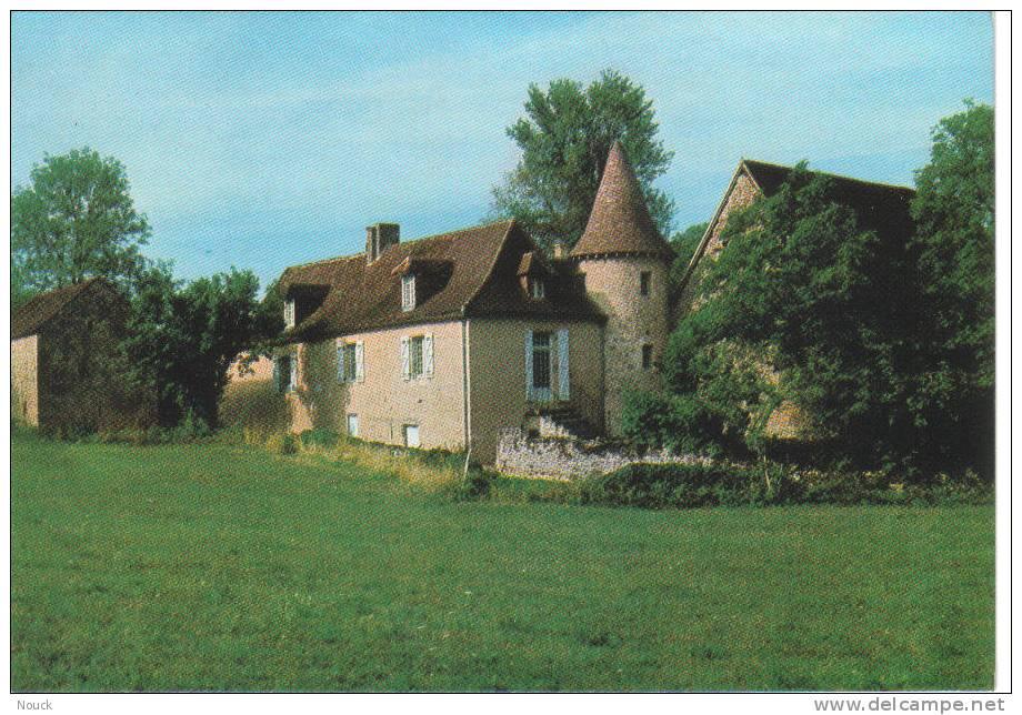 CHOURGNAC D' ANS (Dordogne)*: La Chèze, Maison Natale Roi Antoine D' Araucanie - Unclassified