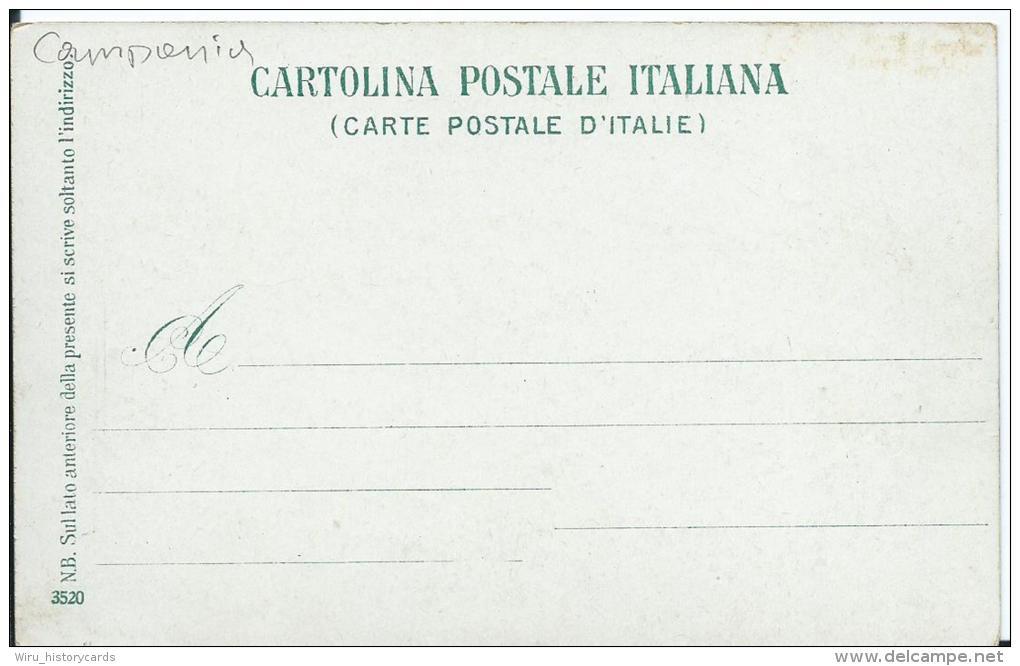 AK 0266  Dintomi Di Napoli - Nisida Con Vista Del Capo Miseno E Procida Um 1910-20 - Napoli (Nepel)