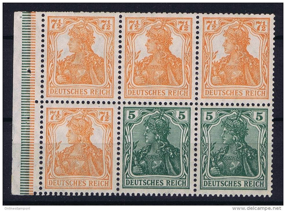 Deutsche Reich: Markenheftchen H-BL 20 Aa B   MNH/**, Postfrisch  Sans Charnière - Deutschland