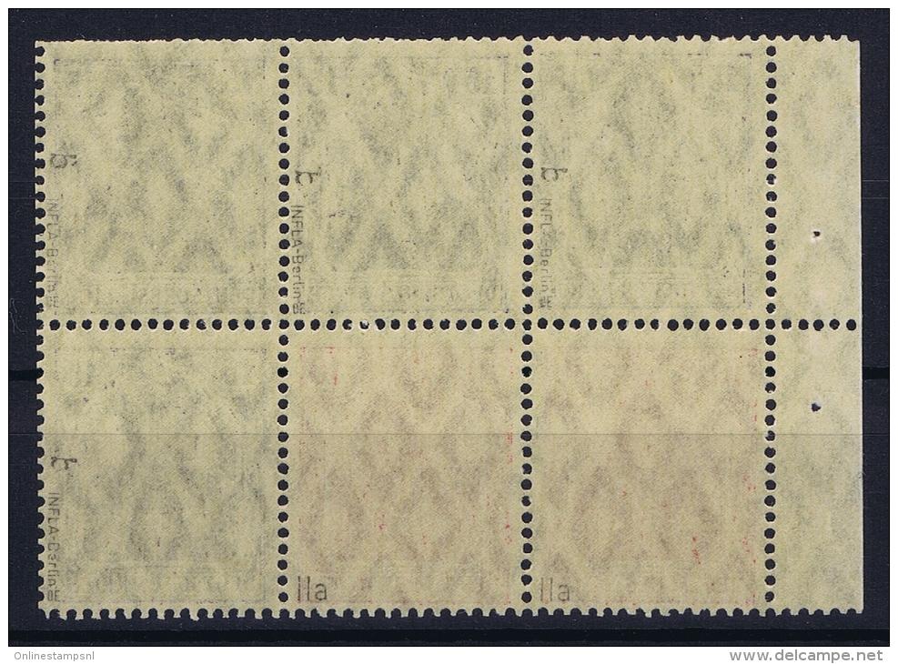 Deutsche Reich: Markenheftchen H-BL 21 Ab B   MNH/**, Postfrisch  Sans Charnière  Farbgeprüft + Signiert - Deutschland