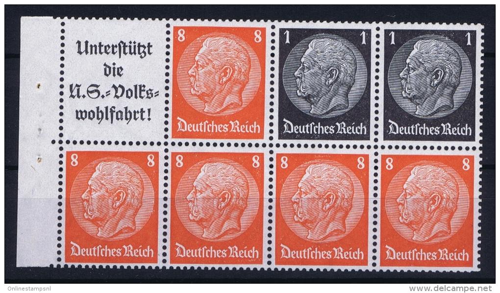 Deutsche Reich: Markenheftchen H-BL  H 88  MNH/**, Postfrisch  Sans Charnière - Deutschland