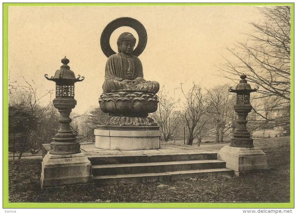 Mariemont Bouddha De Bronze Japon - Bouddhisme
