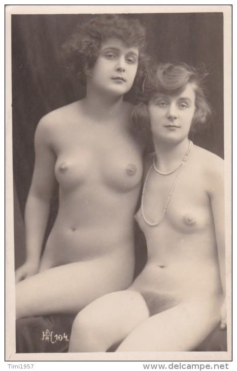 Erotic Card Va. 1910 - Belleza Feminina < 1920