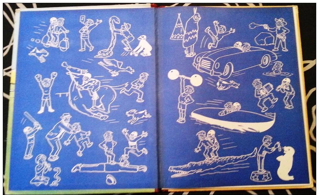 BIBI FRICOTIN Et Les Martiens De Pierre Lacroix Chez SPE 1962 - Livres, BD, Revues
