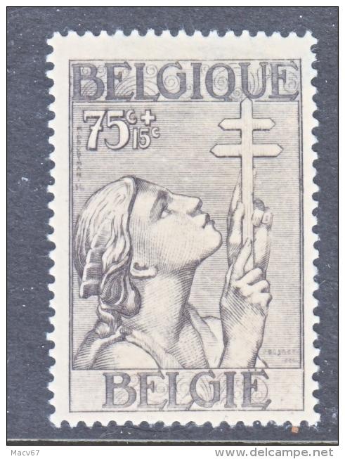 BELGIUM   B 147    Fault   *   ANTI - T.B. - Unused Stamps