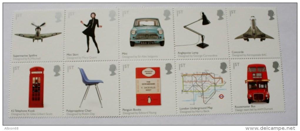 BRITISH DESIGN CLASSICS 2009 - Neufs