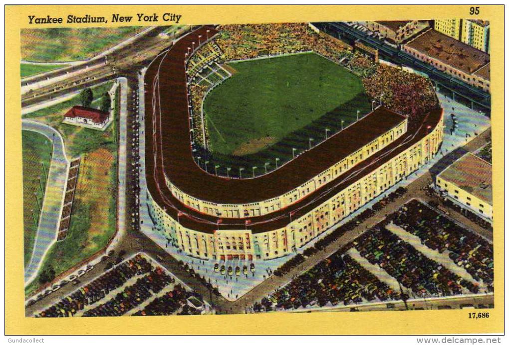 Yankee Stadium - Stadiums & Sporting Infrastructures