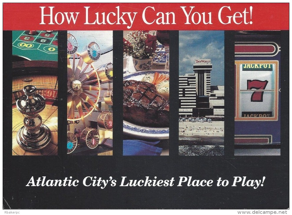 TropWorld Casino Atlantic City NJ - Atlantic City