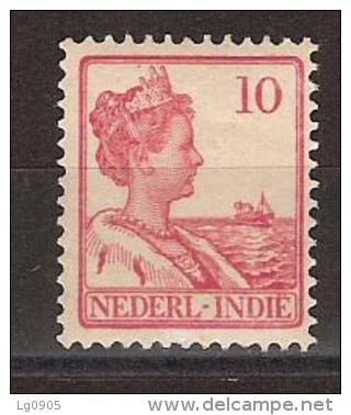 Nederlands Indie 115 MLH ; Koningin, Queen, Reine, Reina Wilhelmina 1913 NETHERLANDS INDIES PER PIECE - Niederländisch-Indien