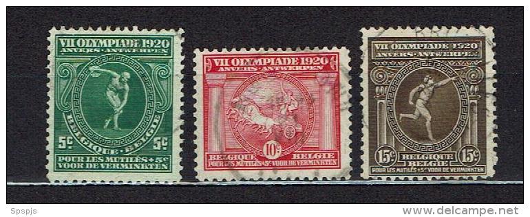 BELGIUM..1920 - Usados